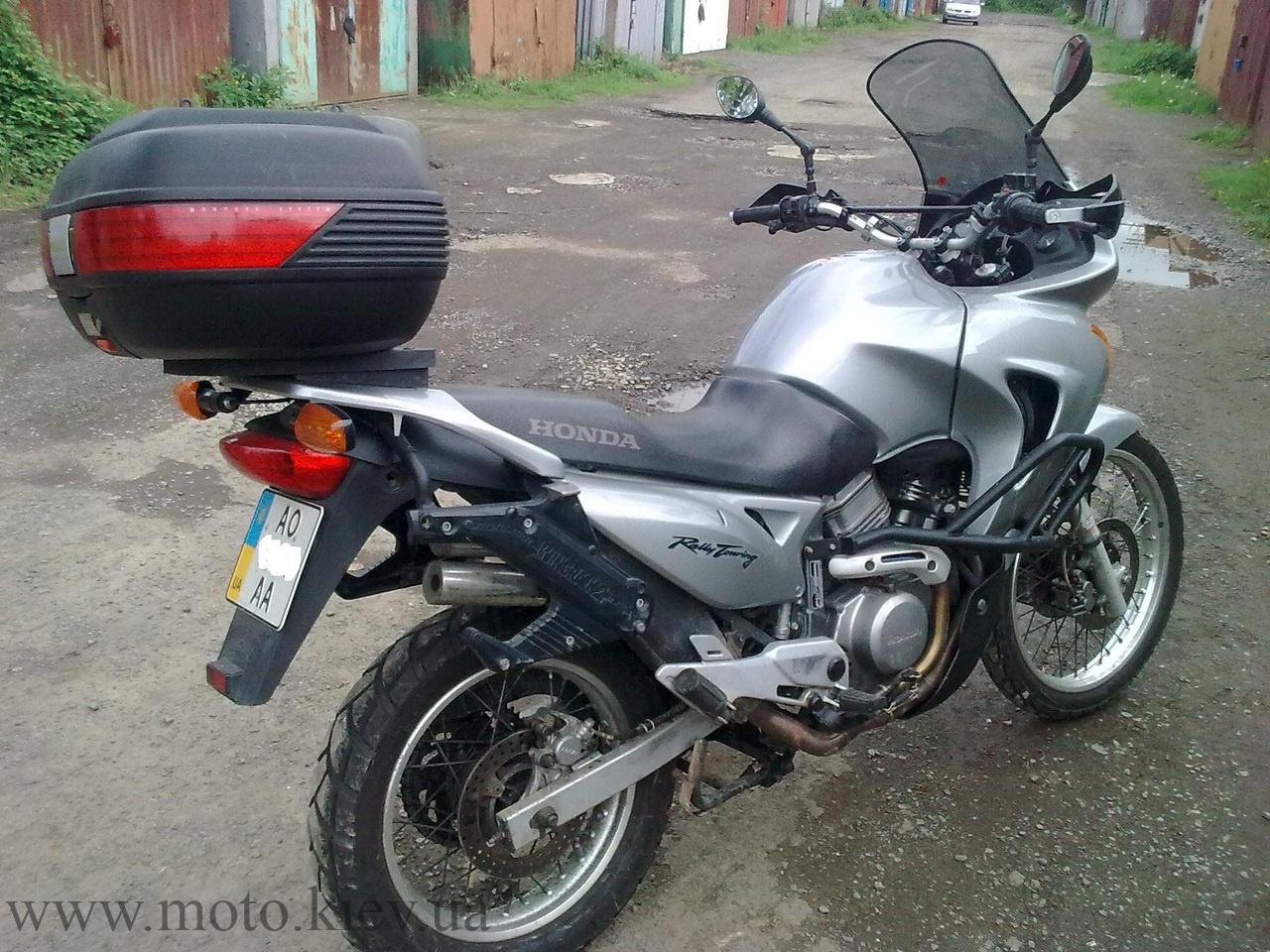 SUBJ: Мотоцикл  Honda Transalp 650  5900 USD Торг