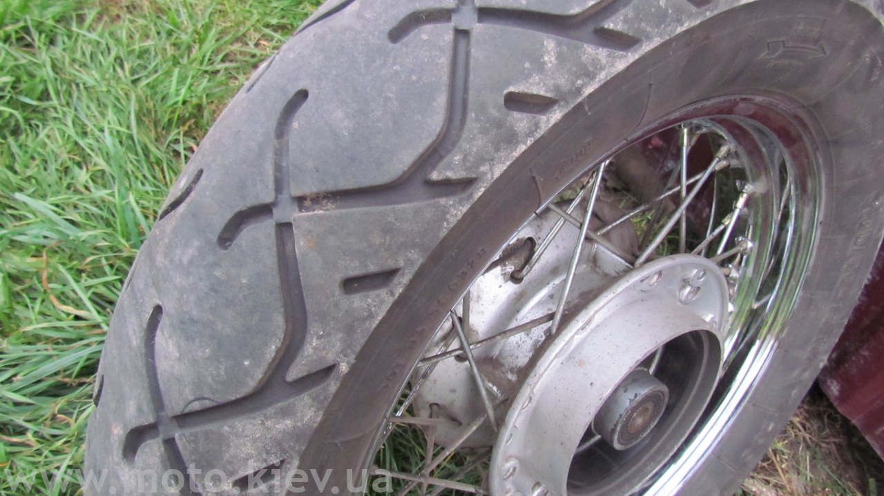 Продам заднее колесо Zongshen LZX 200 1349725448668