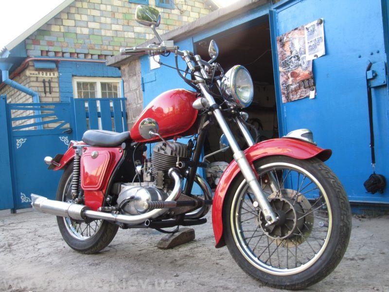 мотоцикл иж 56: