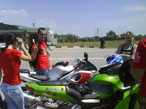 Знакомства с байкерами в Украине